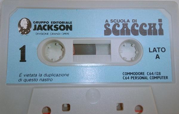 Scansione cassetta