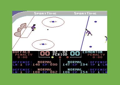 Superstar Ice Hockey