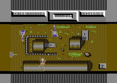 Cobra Command Level 3