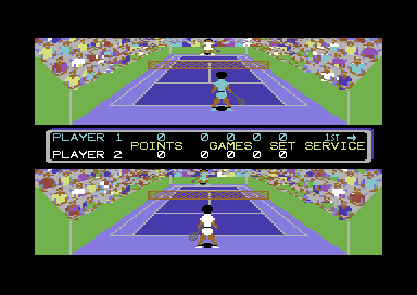 Tennis Simulator