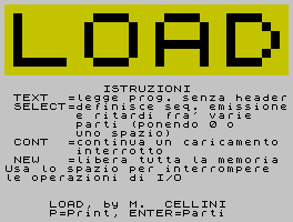 Load/Dump