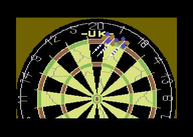 Simulator of Darts