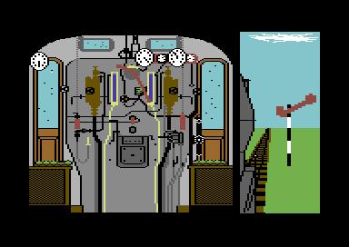 Simulazione di Locomotiva