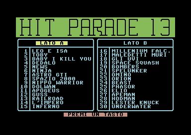 hit Parade 13