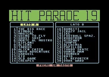 hit Parade 19