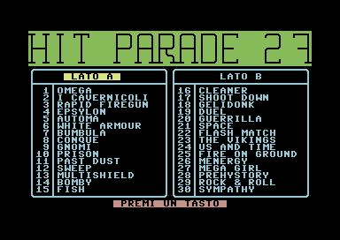 hit Parade 27