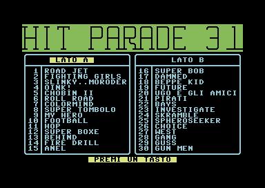 hit Parade 31