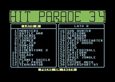 hit Parade 34