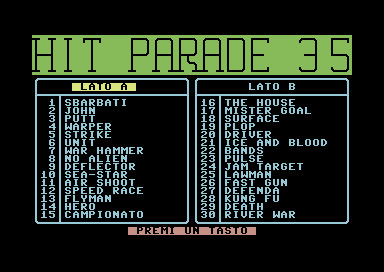 hit Parade 35
