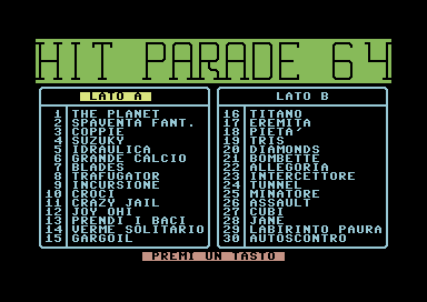 hit Parade 64