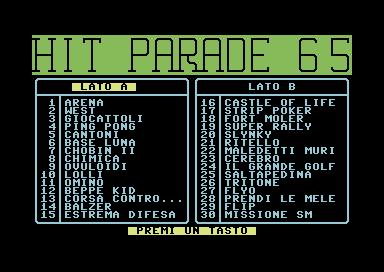 hit Parade 65