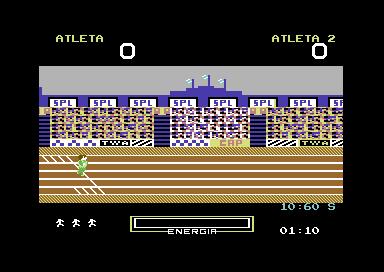 il Gobbo alla Olimpiadi