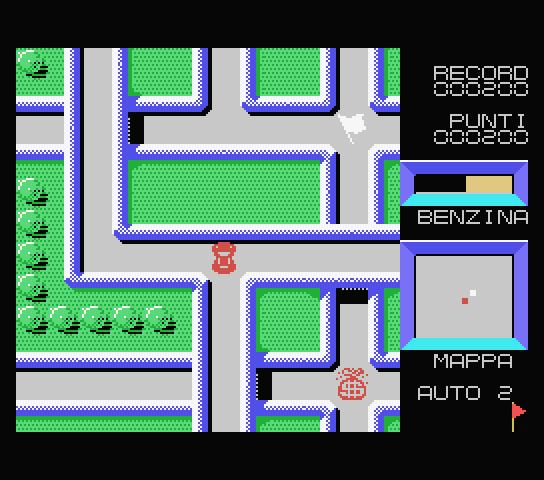 Maze car Race