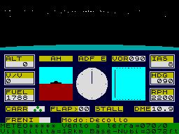 Simulatore di Volo Notturno