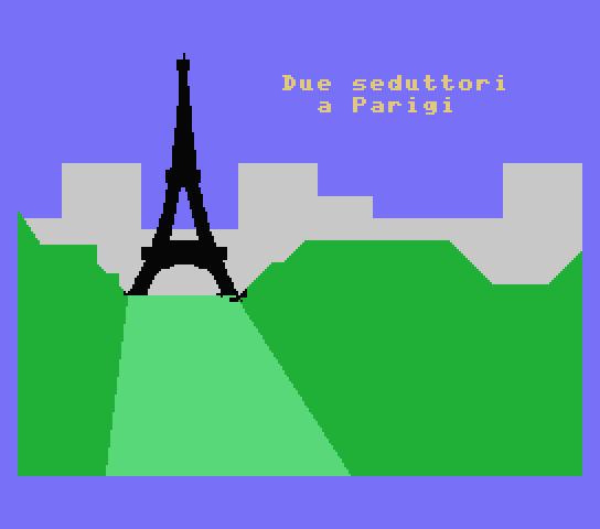 Due Seduttori a Parigi