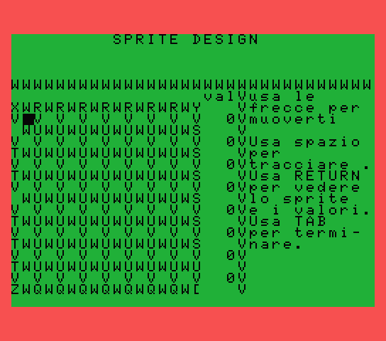 Sprite Design