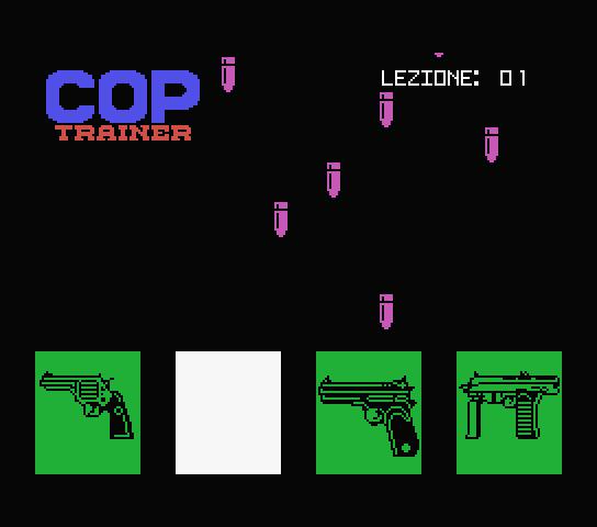 cop Trainer