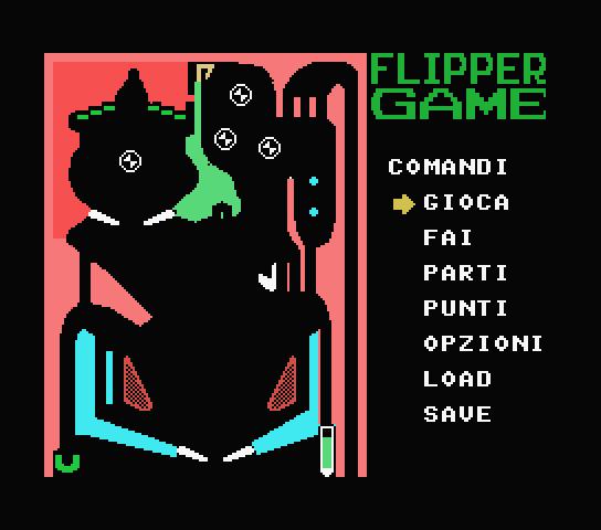 Flipper Game