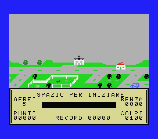 Plane Patrol