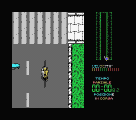 Town Race