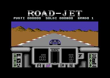 Road jet