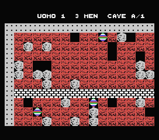Caverne