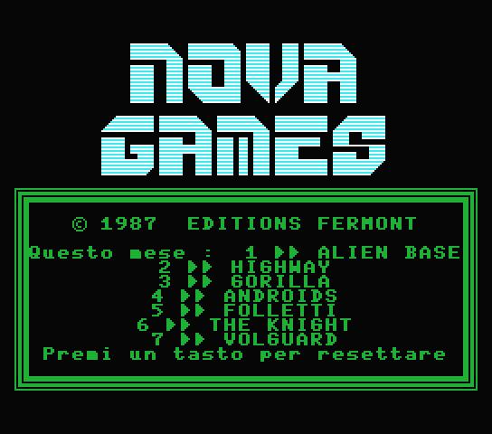 Nova Games 13