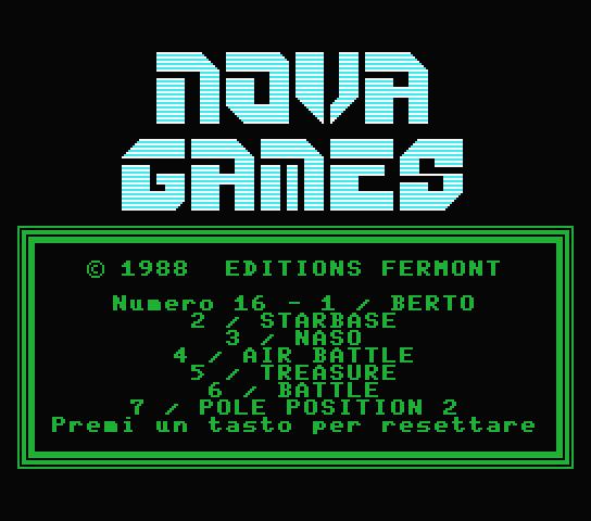 Nova Games 17