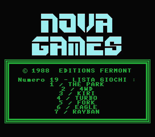 Nova Games 19