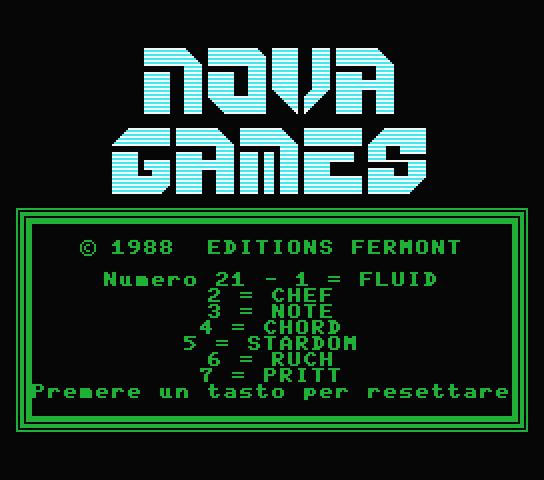 Nova Games 21