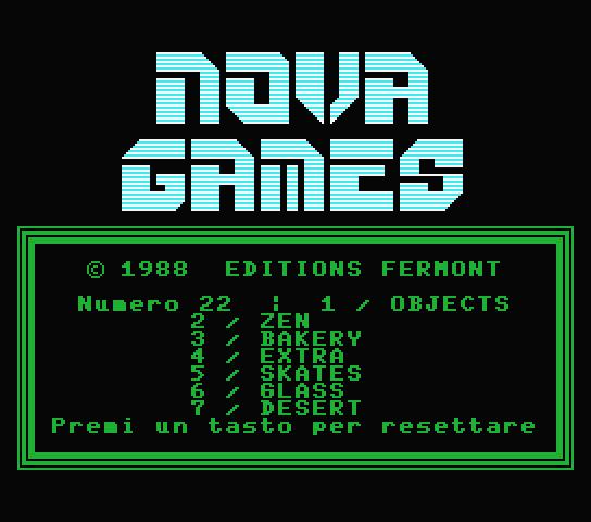 Nova Games 22