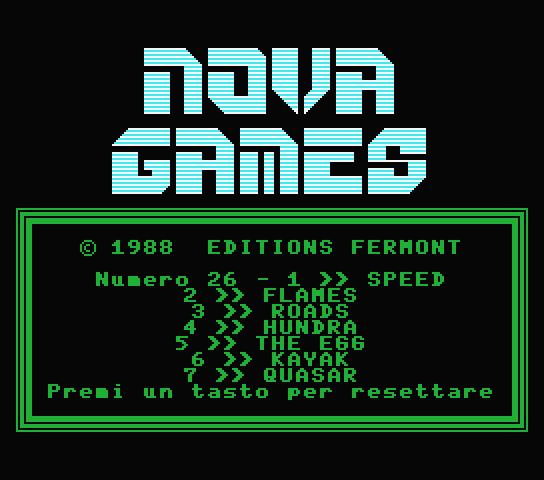 Nova Games 26