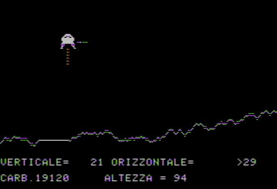 Atterraggio Lunare