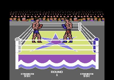 Boxe Match