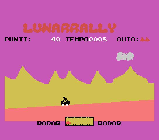 Lunar Rally