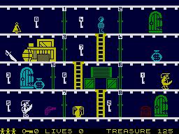 Treasure Boat