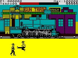 gun Train