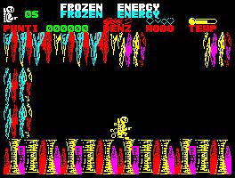 Frozen Energy