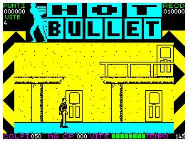 hot Bullet