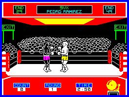 Rocky vs Whole World