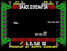 Space Dominator