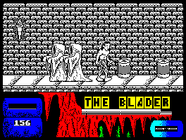 the Blader