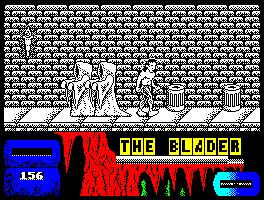 the Blader