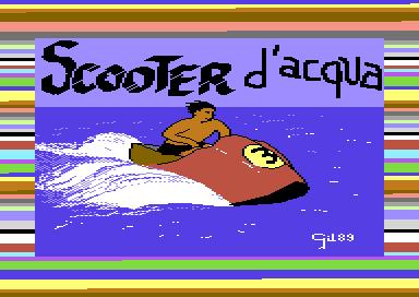Scooter d'Acqua