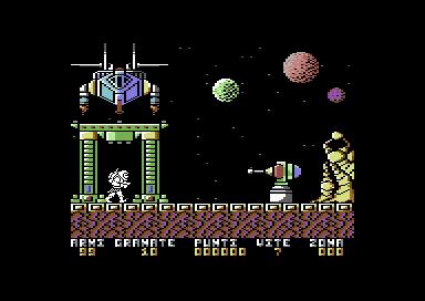 Astro Combat