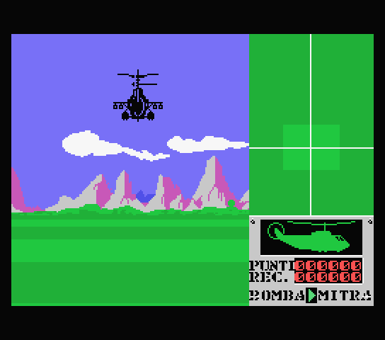 Bombcopter