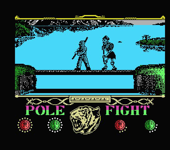 Pole Fight