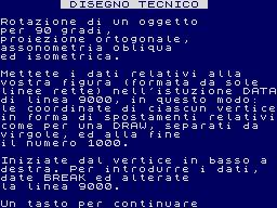 Sinc 3d - Disegno Tecnico
