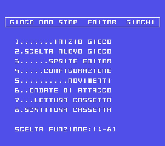 Editor Giochi