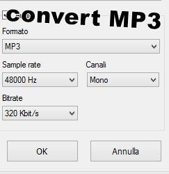 Converter mp3